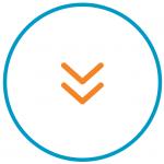 PROfound Leadership - Professional Development - icon arrow down