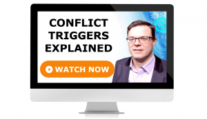 Video Conflict Triggers Explained - Professional Development - Leadership Skills