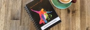 Leadership Journal - Australia - Diary - Leadership Skills - Professional Development - Personal Development - Journal with coffee cup