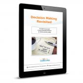 Decision Making Cover image - Smart decisions - Procrastinating - Professional Development - Leadership Skills - Resource - Downloadable PDF