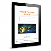 iPad_Result Focused Action - Ebook - Resource - Professional Development - Leadership Skills