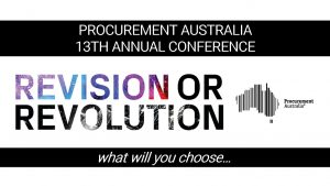 Procurement Australia 2018 Conference Presentation Event Leadership Skills - Professional Development