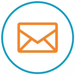 Mail Icon - PROfound Leadership   Professional Development
