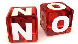 PROfound Leadership Professional Development Saying NO