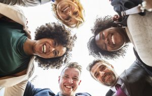 PROfound Leadership Professional Development Positive Organisational Culture - Company Culture - Great team - Chief Fun Officer - Chief Sweeping Officer - Chief Meaning Officer