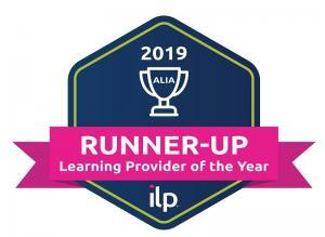 Award Badge Learning Provider of the Year - Cropped